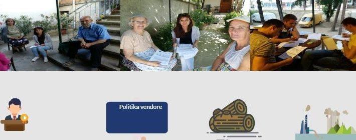Sfidat mjedisore në Bashkinë Devoll