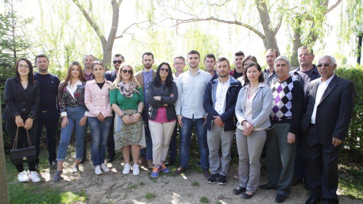 Firmoset Deklarata e Përbashkët ndërmjet rrjetit të shoqatave vendore për forcimin e komuniteteve në bashkitë Devoll, Ura Vajgurore dhe Libohovë